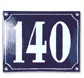French House Number 140